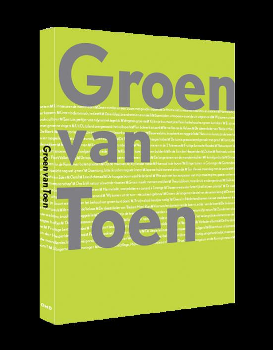 Groen van toen Boek